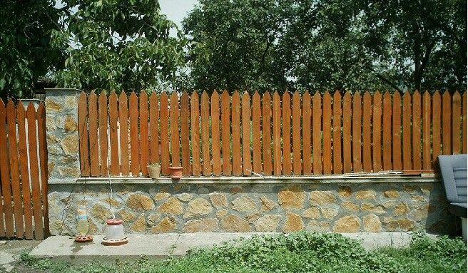 Pin de clarisa tejero en casa tejero sosa pinterest - Cercas para jardin ...
