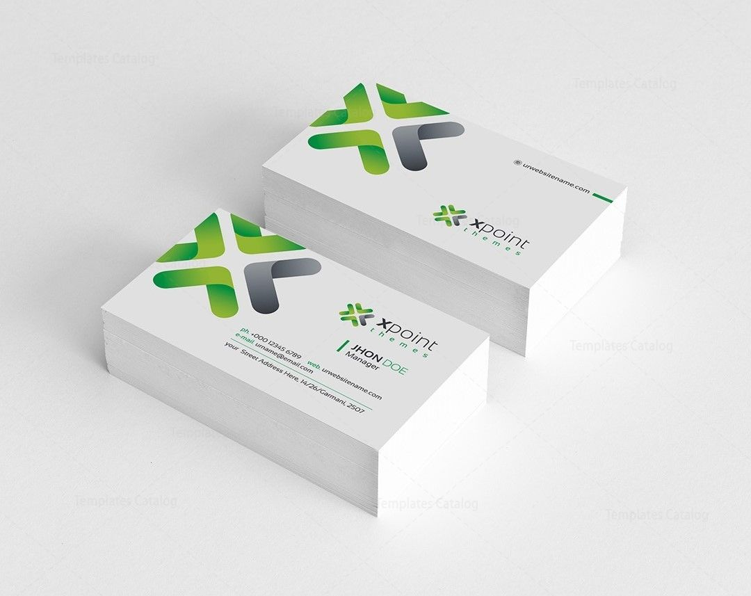 Corporate Business Card - Business Card Tips | Business Cards ...