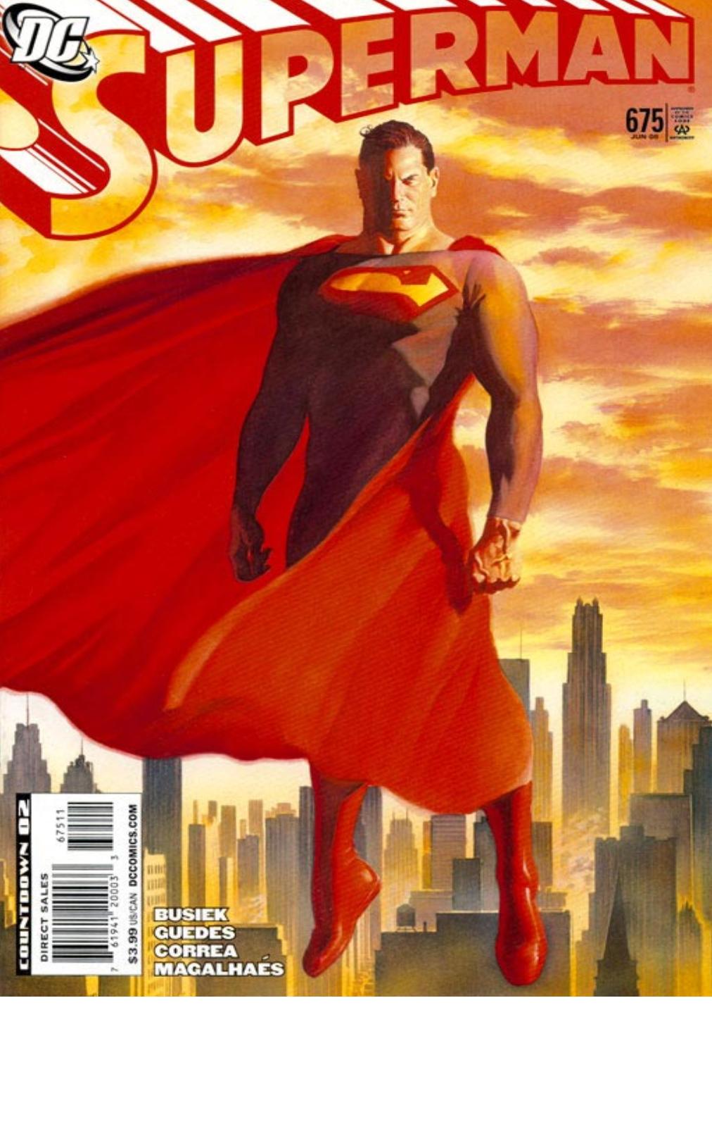 Superman Artwork By Alex Ross In 2020 Superman Artwork Superman Dc Comics Art
