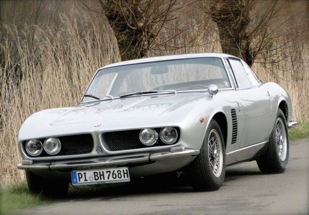 iso grifo for sale a series i beauty. Black Bedroom Furniture Sets. Home Design Ideas