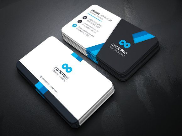 Professional business card templates this is clean business card professional business card templates this is clean business card template elegant page designs are easy wajeb Gallery