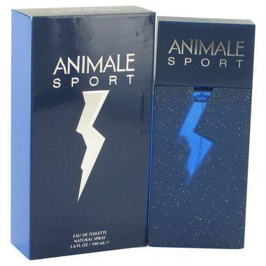 Animale Sport by Animale Eau De Toilette Spray 3.4 oz
