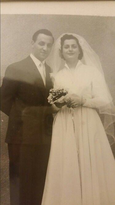 Papà e mamma da giovani