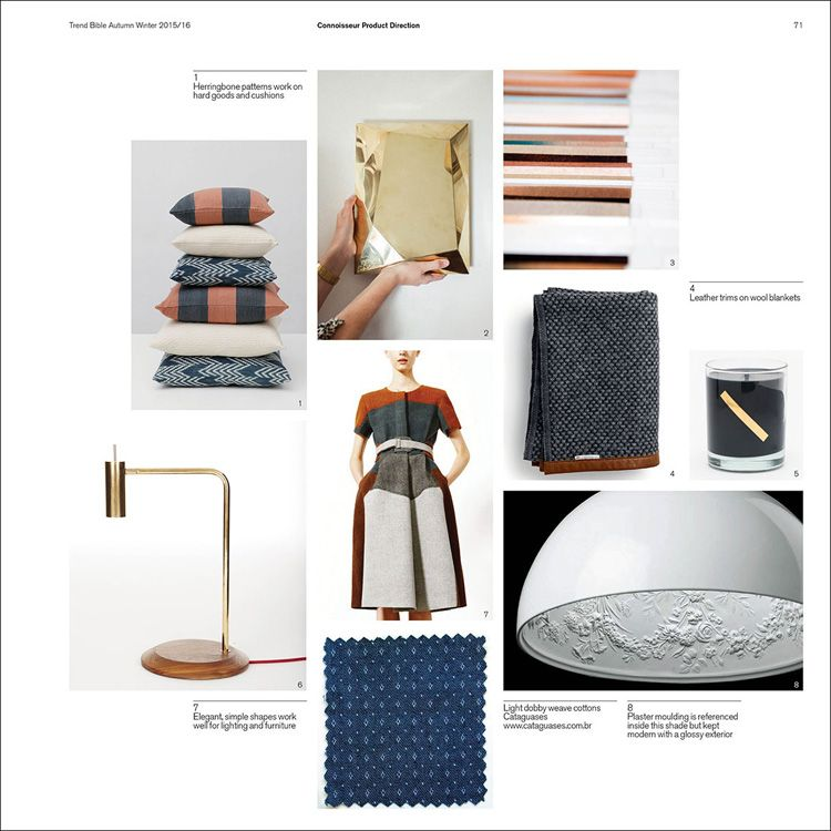 Trend Bible Home and Interior Trends A/W 2015/2016   Fall/Winter ...
