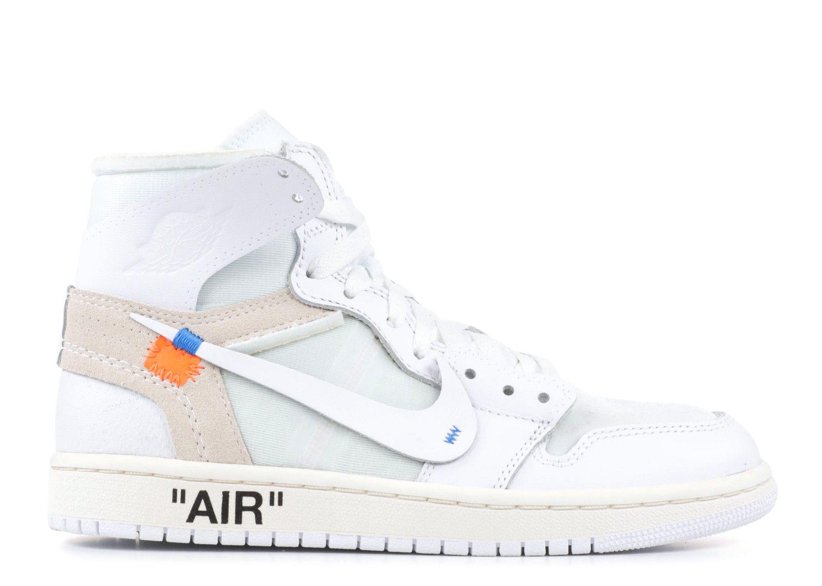 d2eb0c2823e Air jordan 1x off-white nrg