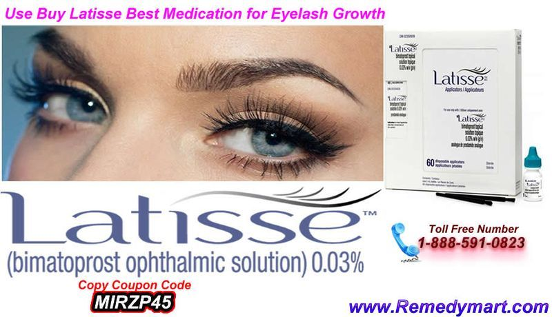 Use Latisse To Flaunt With Pretty And Stunning Eye Lashes Serum