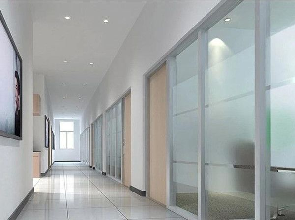 Fashion Diy Frosted Glass Privacy Window Film Sliding Door