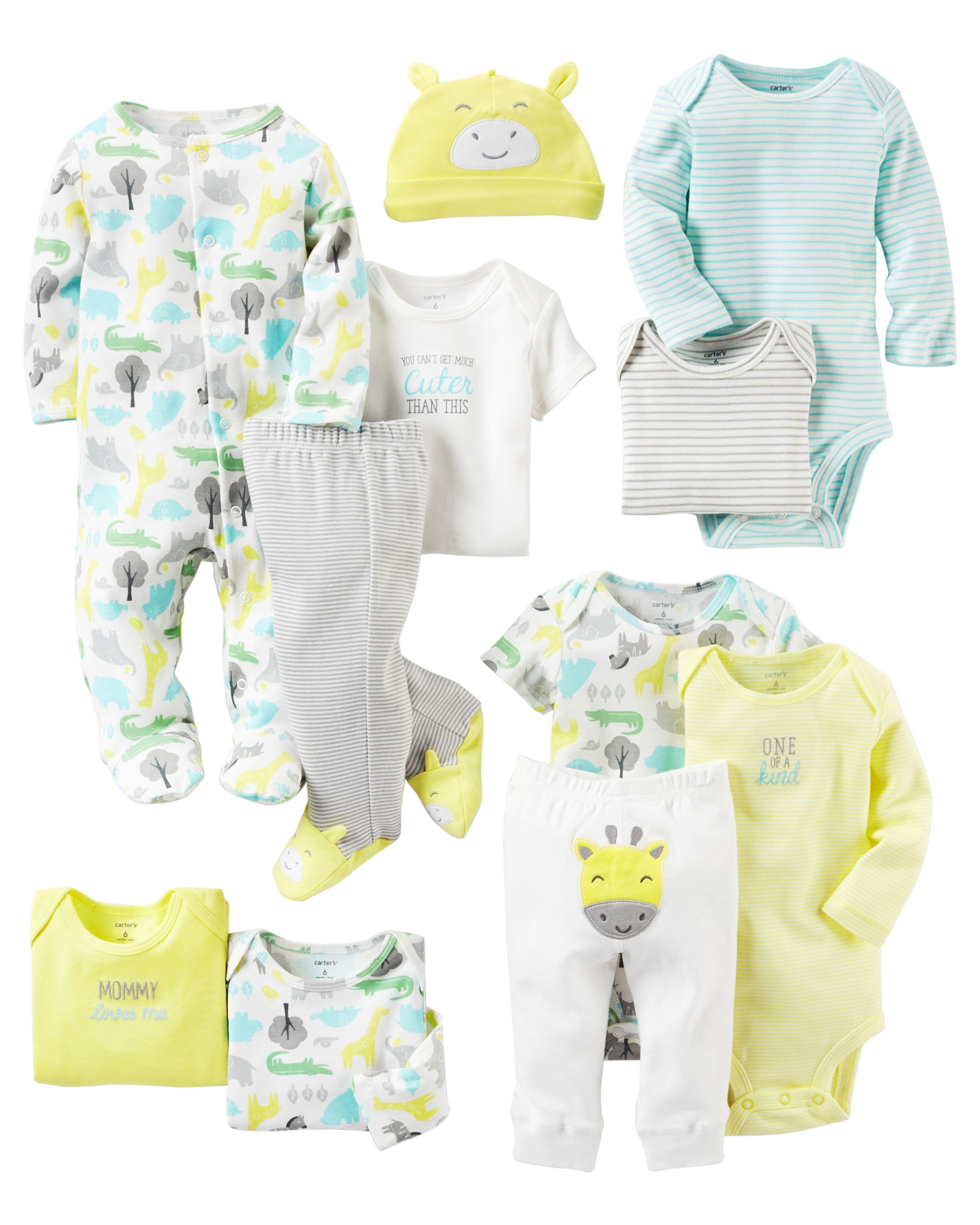 f9ce3f222dbe7 Baby Neutral CARMAY26F16 | Carters.com | It's a Boy | Carters baby ...