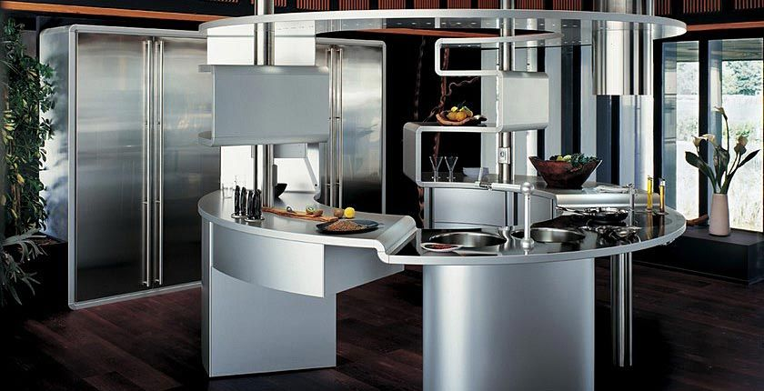 Charming The Perfect, Round Snaidero Acropolis Kitchen | Acropolis, Rounding And  Kitchens Amazing Design