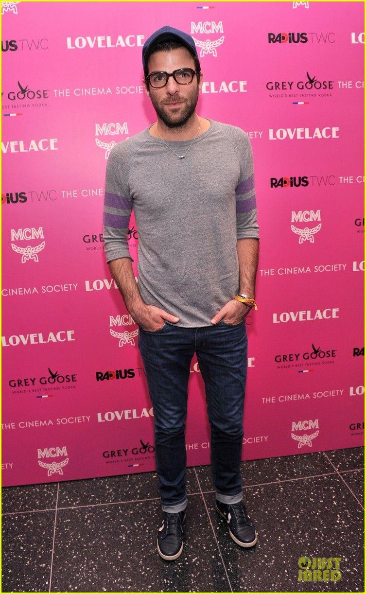 Zachary Qunto: 'Lovelace' NYC Screening