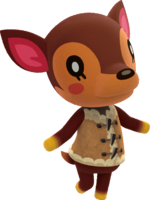 Fauna Animal Crossing Characters Animal Crossing Villagers