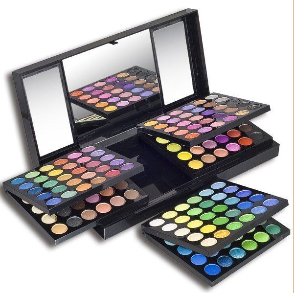 180 Eyeshadow Makeup Palettes