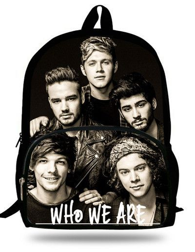 """One Direction 16/"""" Kids Backpack"""
