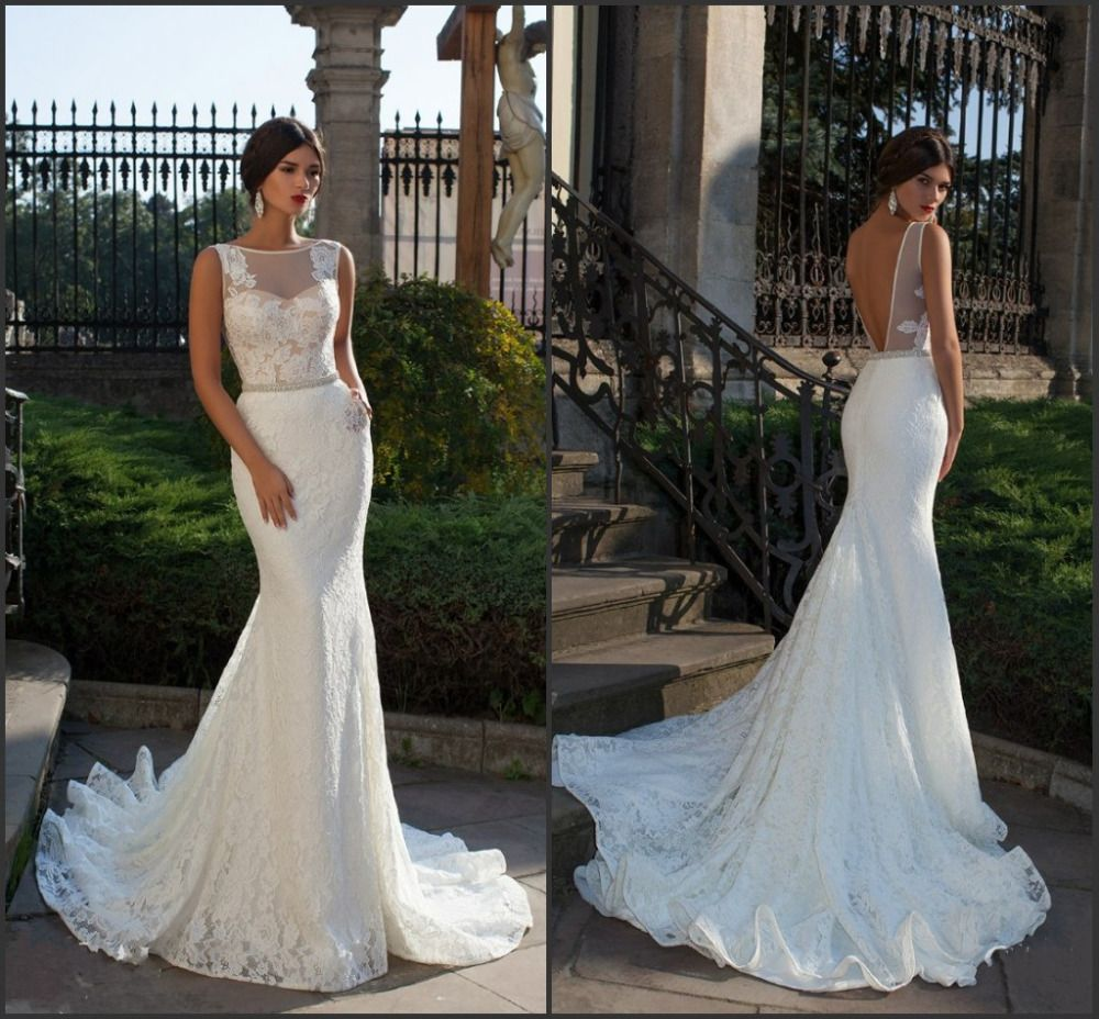 Find more wedding dresses information about bride fish tail wedding