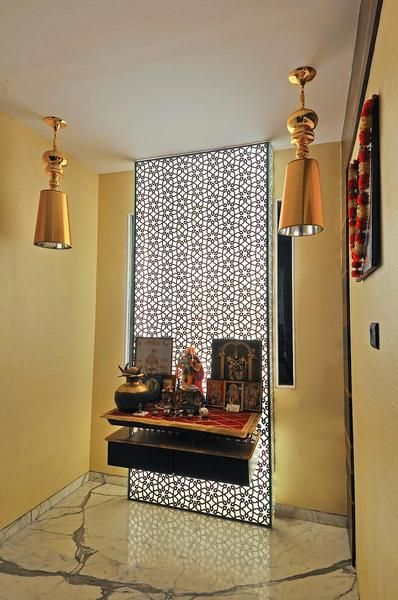 Puja Room Designs   IPIPL Pinned By The Tigeru0027s Armoire Luxury Goods For  Adorning Home And Part 20