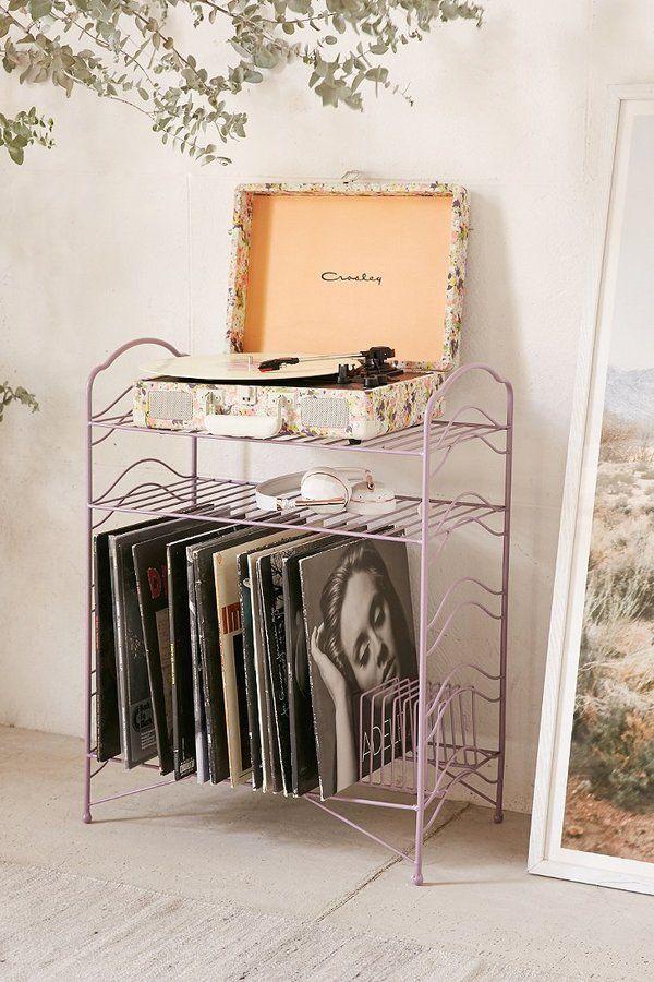 Vinyl Record Storage Shelf Vinyl record storage shelf
