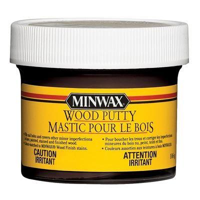 Minwax Wood Putty Ebony 13618 Home Depot Canada I