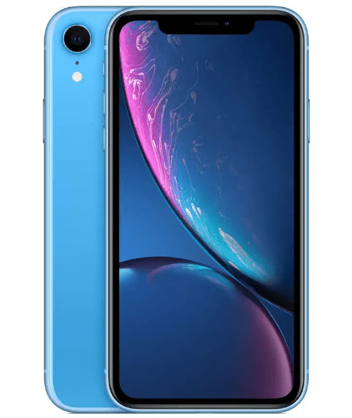 Apple Iphone Xr 64gb Blue Carrier Subscription Cricket Wireless Dbargains Apple Iphone Iphone Screen Repair