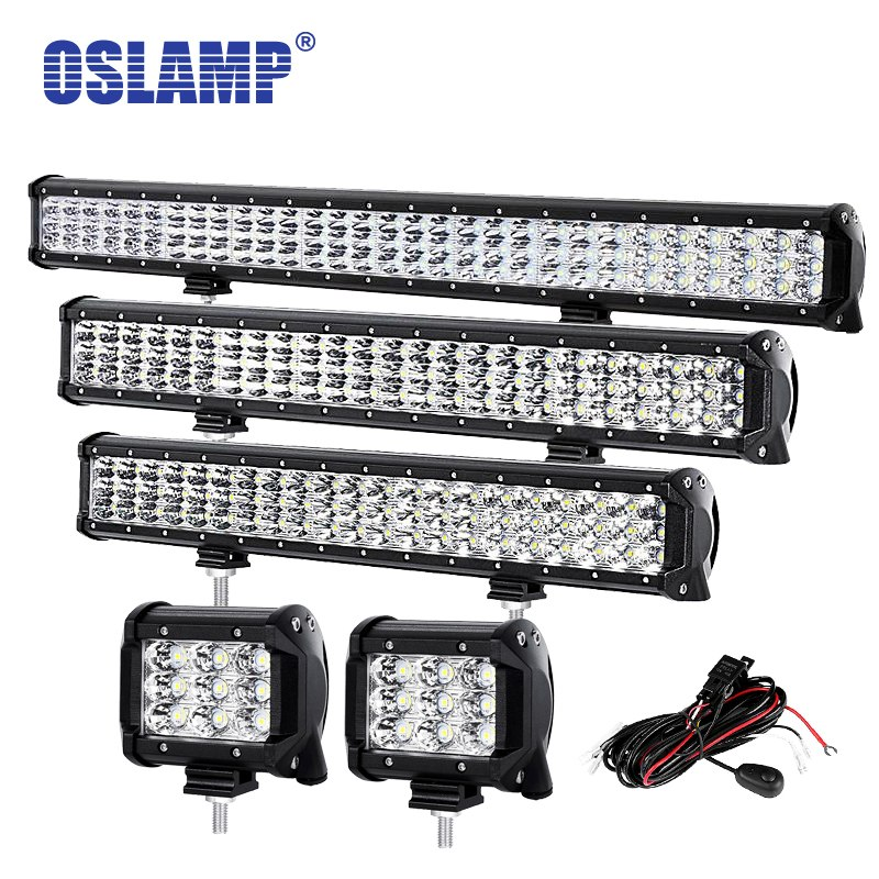 Oslamp 4 20 23 28 12 31 Led Work Light For Boat Suv Atv Pickup Best Price Oempartscar Com In 2020 Led Work Light Bar Lighting Led Light Bars