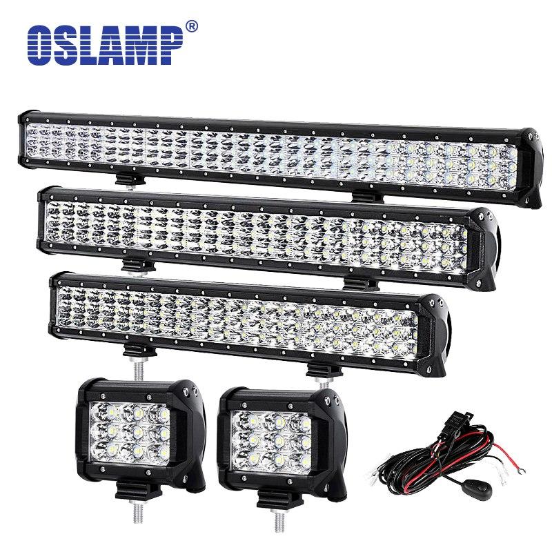 Oslamp 4 20 23 28 12 31 Led Work Light For Boat Suv Atv Pickup Best Price Oempartscar Com In 2020 Led Work Light Bar Lighting Led Light Bars
