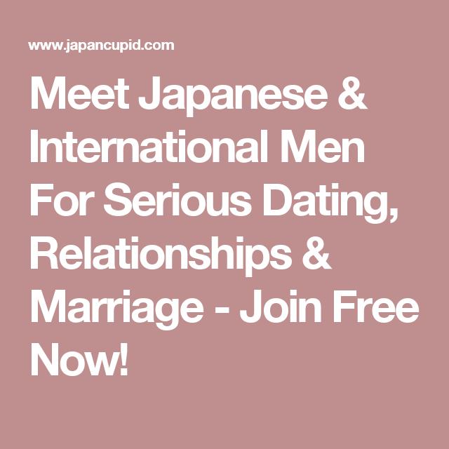 Meet international men