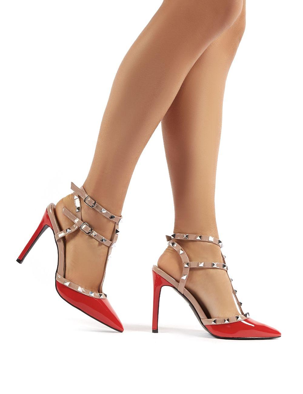 Court heels, Heels, Public desire shoes