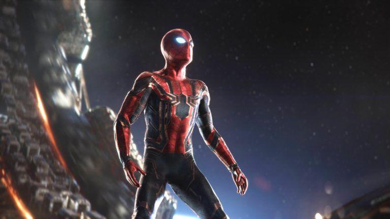 Iron Spider Man Photo Hd Wallpaper 1920x1080 El Hombre