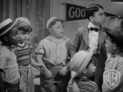 Our Gang: Spanky, Alfalfa, & more.Loved The Little Rascals ...