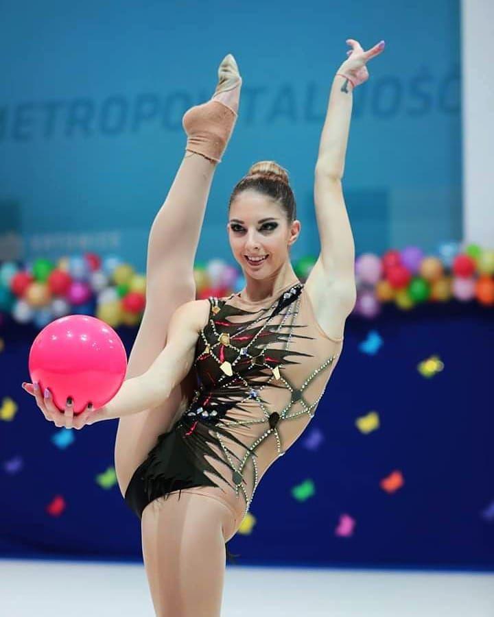 Rhythmic Gymnastics - Wentworth School