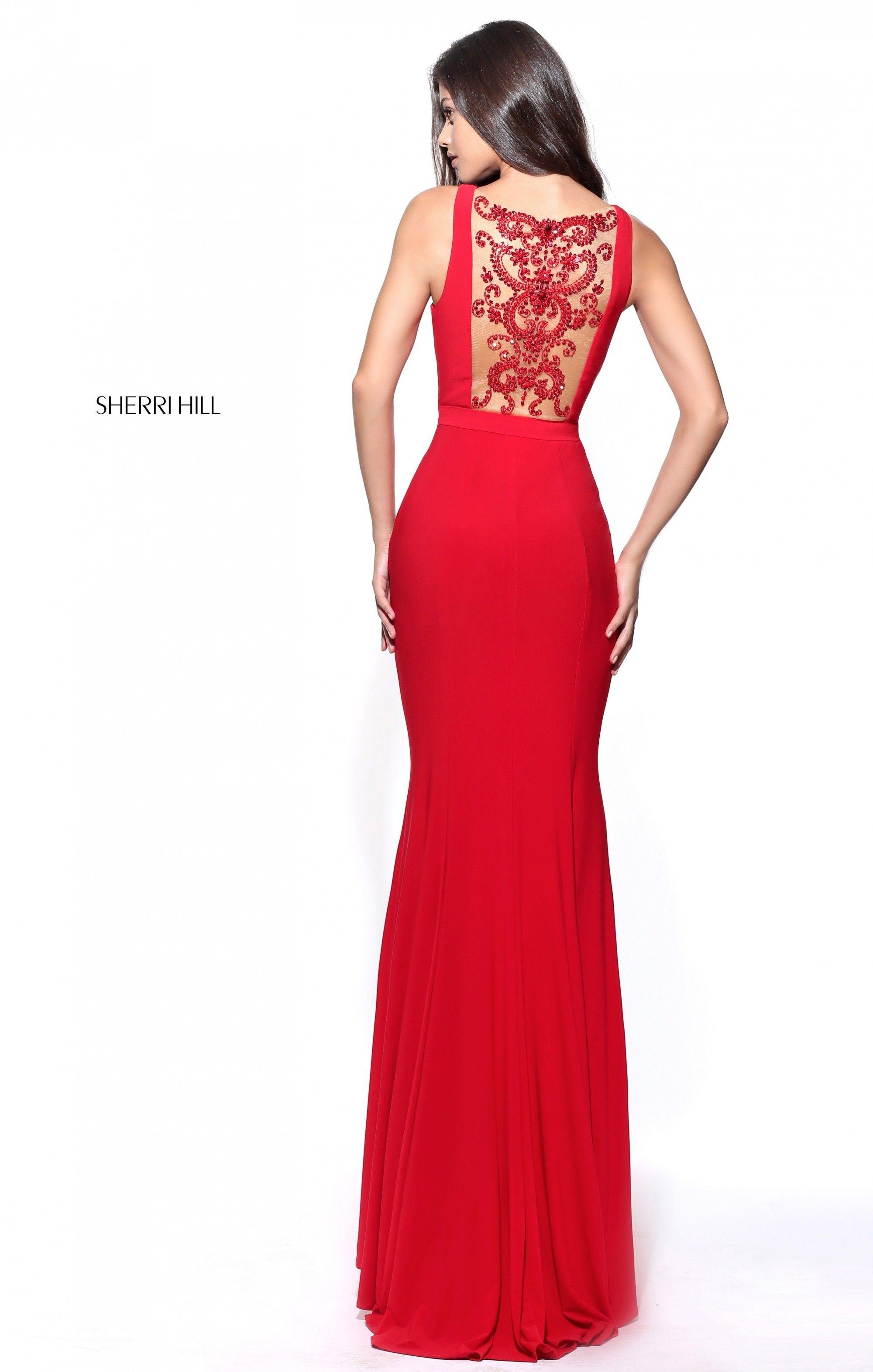 Sherri Hill 51096 Prom Dress | MadameBridal.com #sherri hill #prom dress #