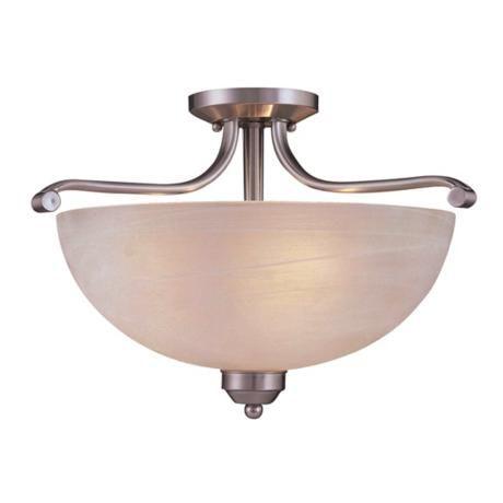 """Paradox 17"""" Wide Energy Efficient Ceiling Light Fixture - #02447   LampsPlus.com"""