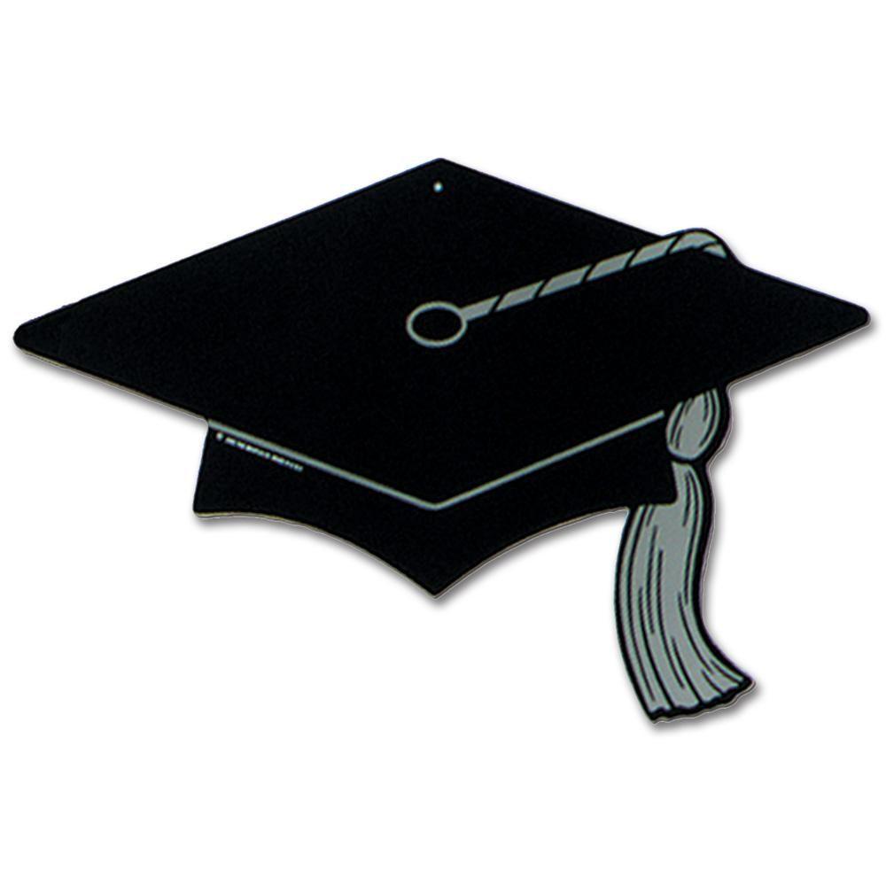 Free coloring pages graduation caps - Graduation Hat Flying Graduation Caps Clip Art Graduation Cap Line 6