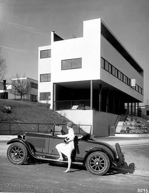 weissenhoff - corbusier