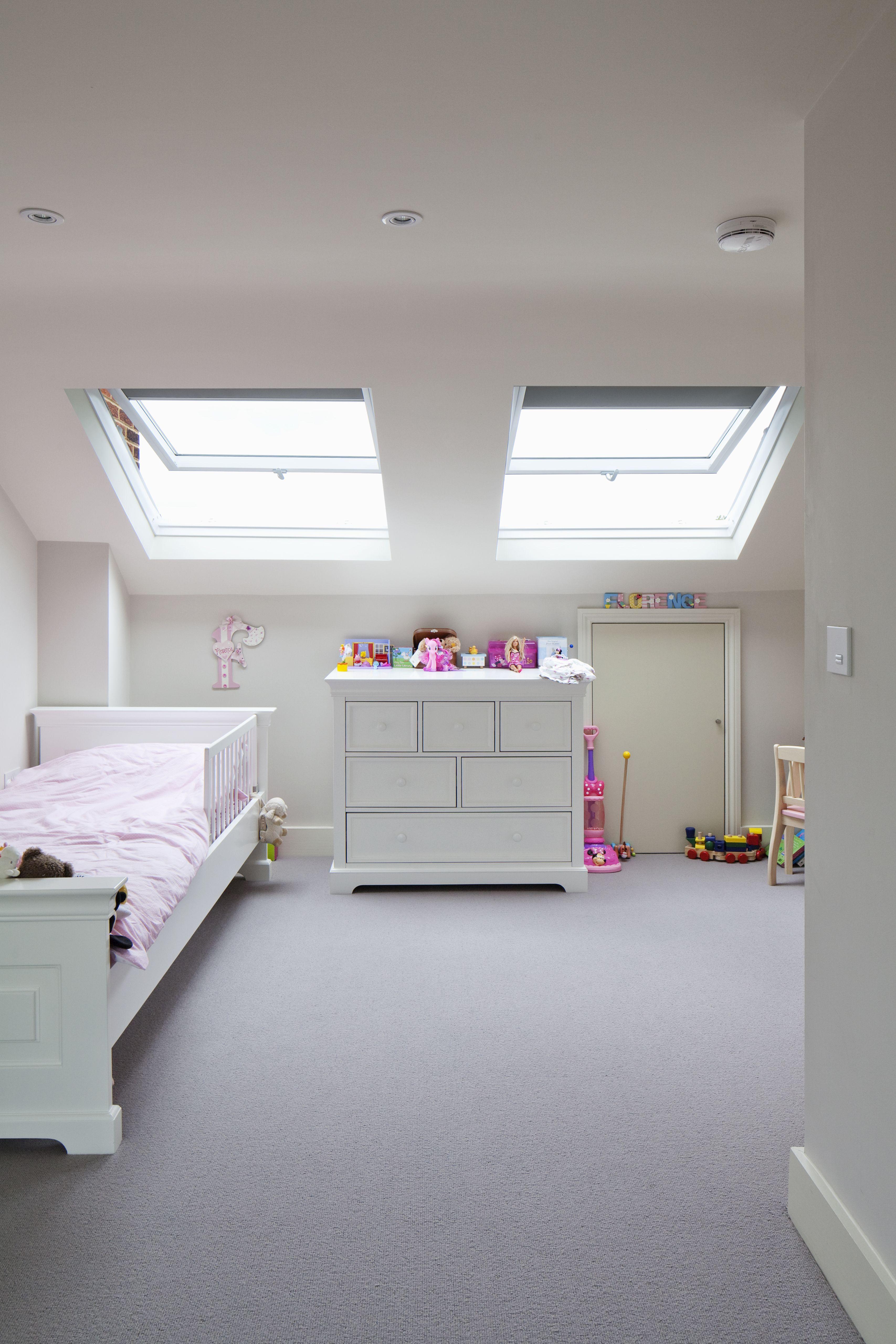 Loft Bedroom Storage Loft Bedroom Extension Hidden Eaves Storage Velux Rooflights