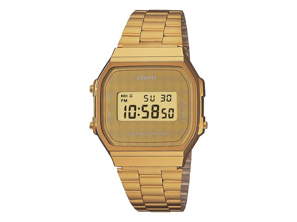 a74caa1a3eaf Casio A168WG-9BWVT Reloj Unisex Color Dorado-Liverpool es parte de MI vida