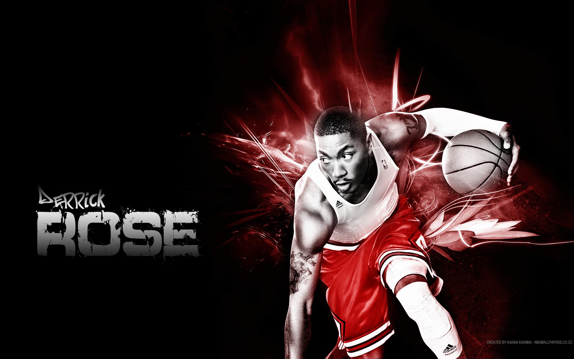 Derrick Rose | Derrick Rose Wallpaper HD For Desktop ...