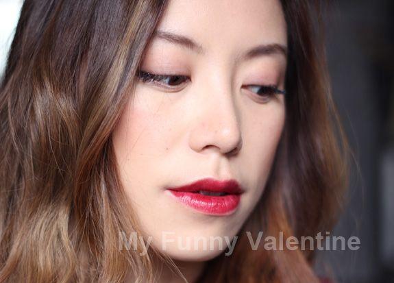 Valentine S Day Makeup Red Lips Fotd Makeup Red Lip Makeup