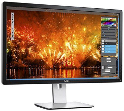 Dell P2415Q 23.8-Inch Ultra HD 4K LCD Monitor (2M:1, 300 cd/m2, 3840 x 2160, 8ms, DP/Mini DP/HDMI (MHL)/USB) - Black Dell http://www.amazon.co.uk/dp/B00R420WNM/ref=cm_sw_r_pi_dp_hSygwb0WJ92F3