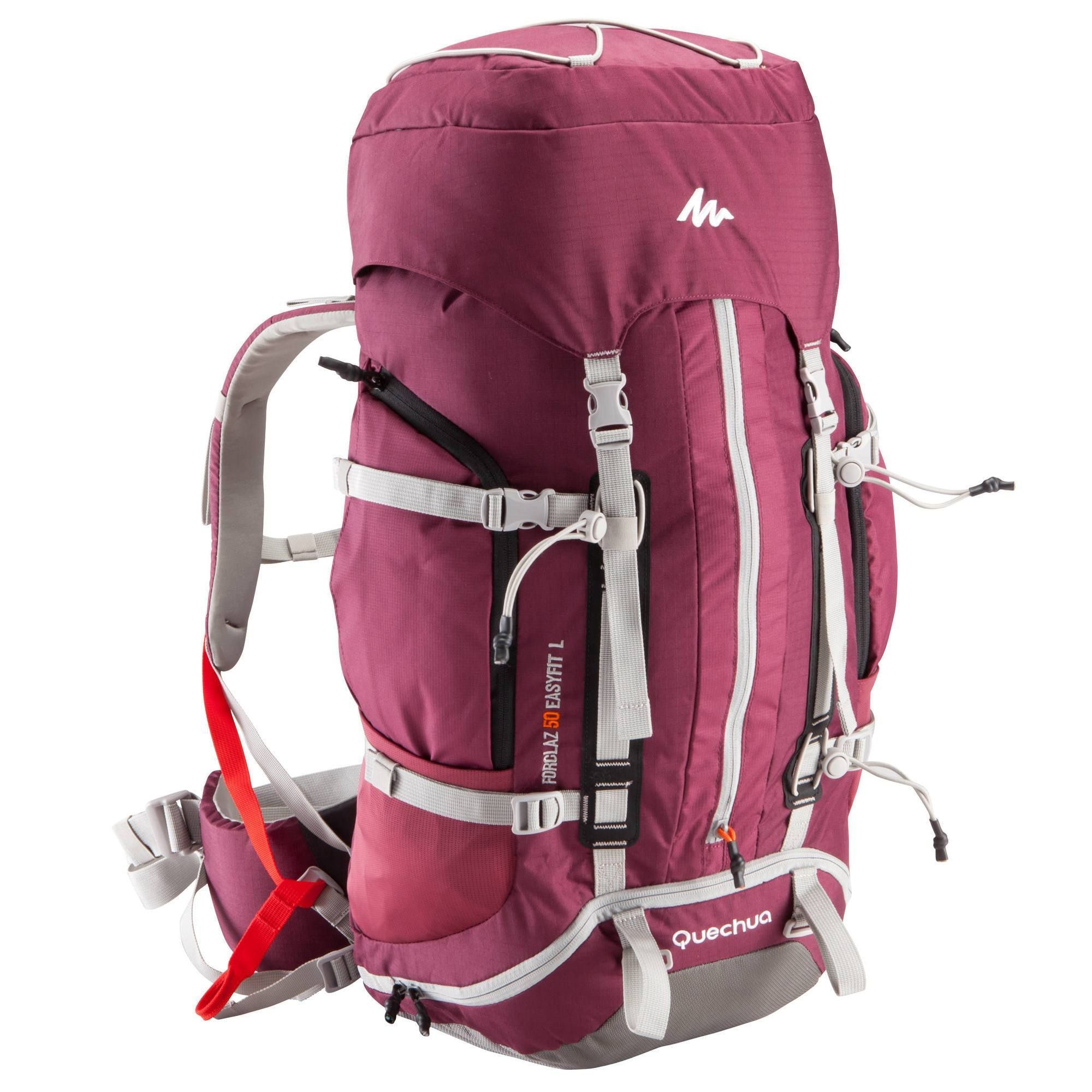 Quechua Forclaz Easyfit 50L Women's Trekking Backpack. Recommended ...