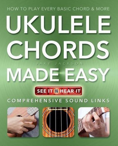 Ukulele Chords Made Easy Paperback Products Ukulele And Ukulele
