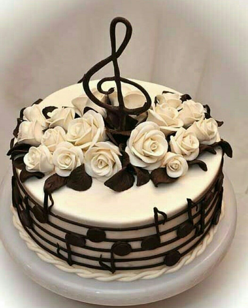Incredible For The Music Lover Music Cakes Cake Cake Decorating Funny Birthday Cards Online Aeocydamsfinfo