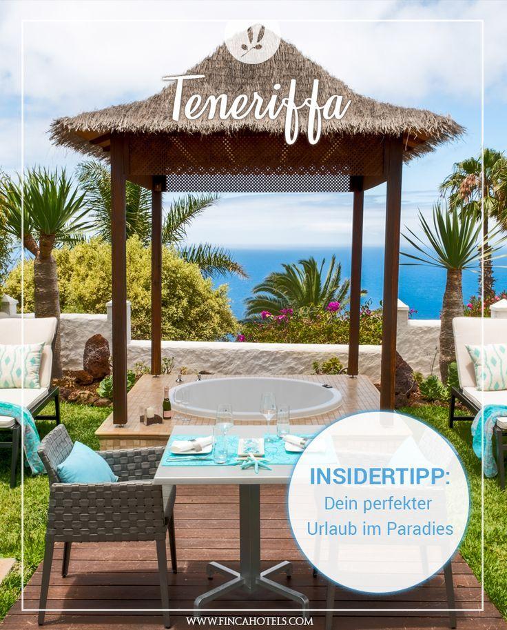 Jardin de la Paz Apartements auf Teneriffa Teneriffa