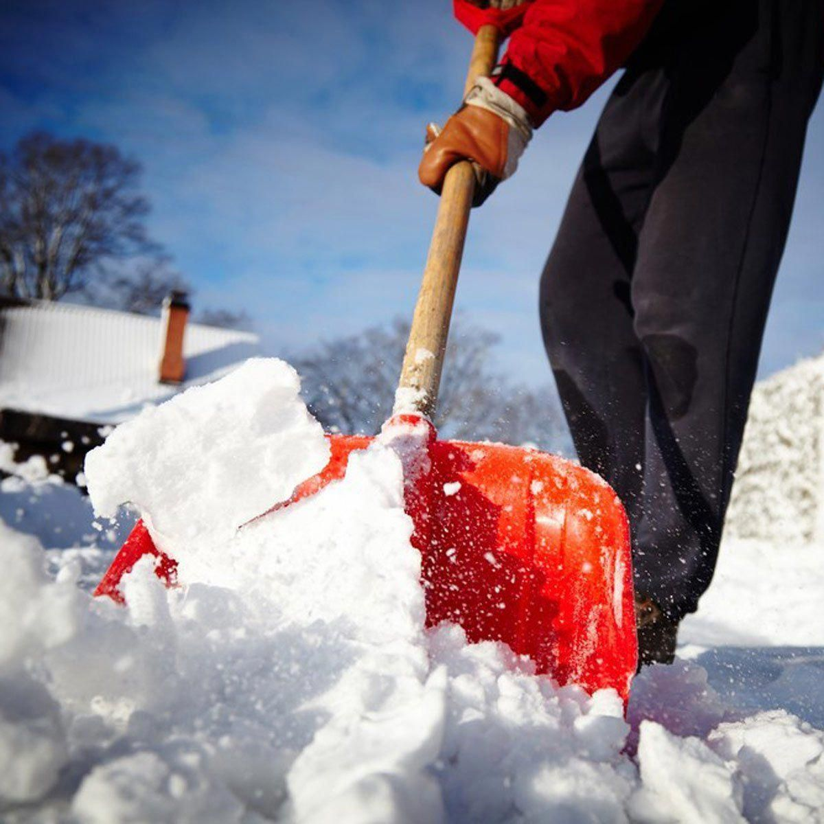 out of rock salt? here's how to avoid slipping and sliding