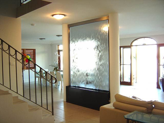 Living Room Water Fountain Indoor Wall Fountains Water Feature