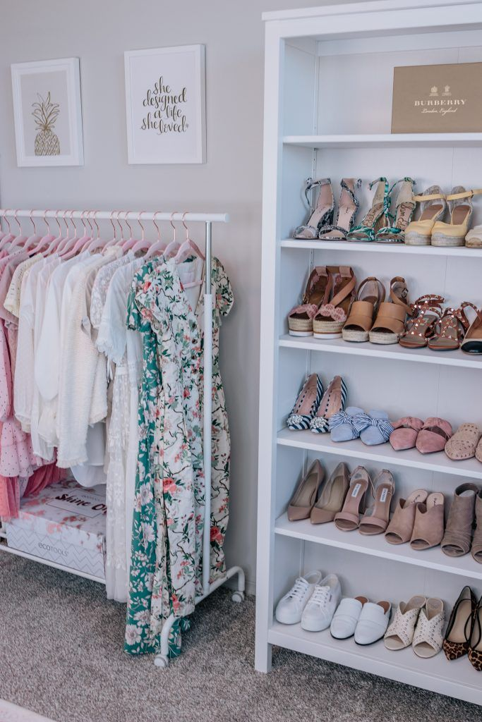 Office Tour + Closet Organization - Shannon Sullivan