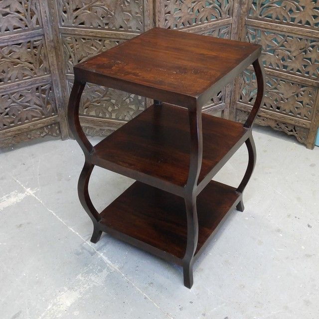 Tiered Side Table Table Furniture Decor Decor