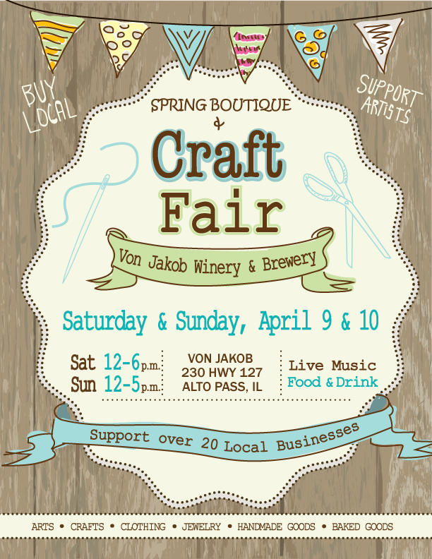 spring boutique craft fair craft fair pinterest