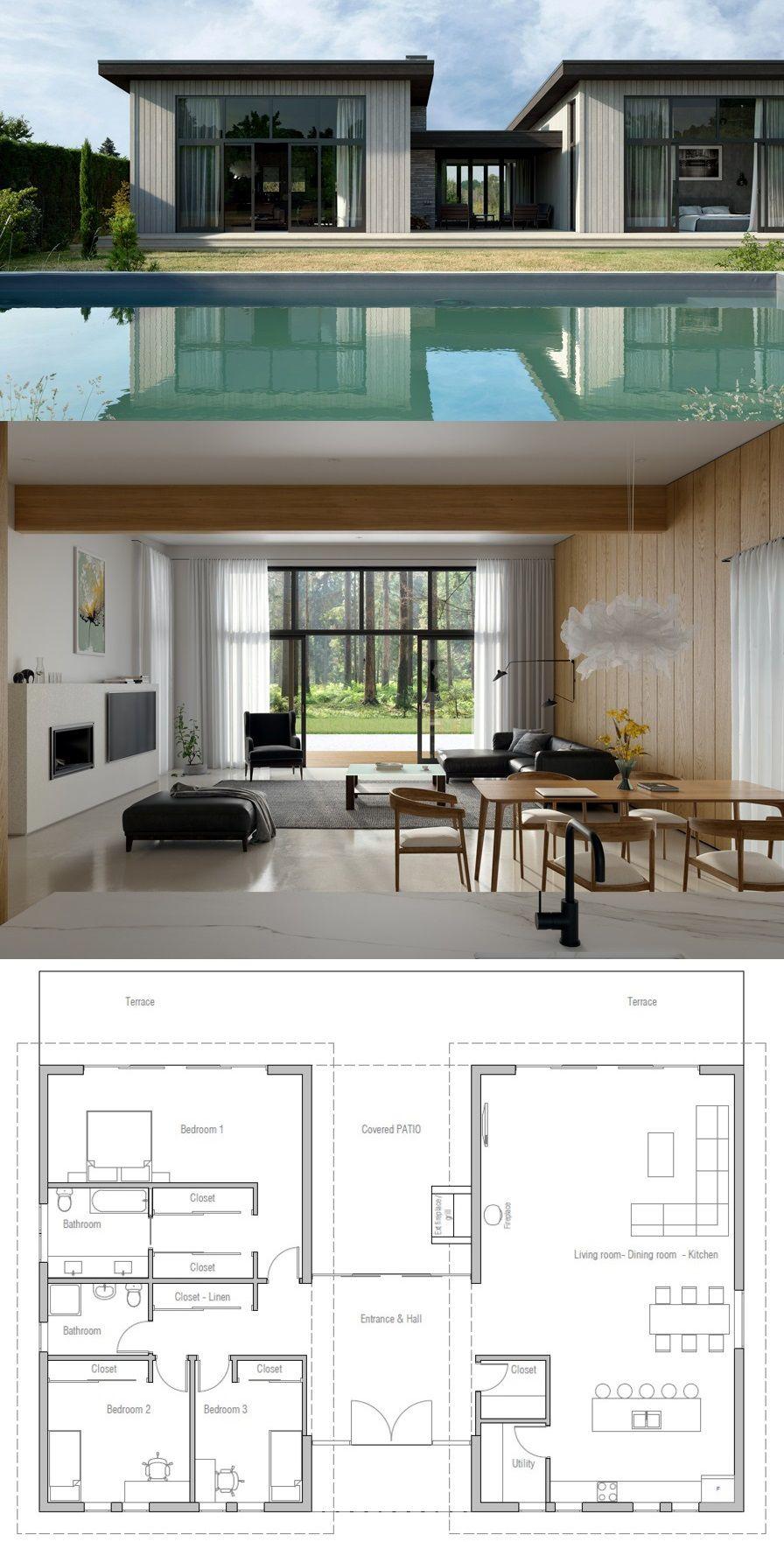 House Plan CH411