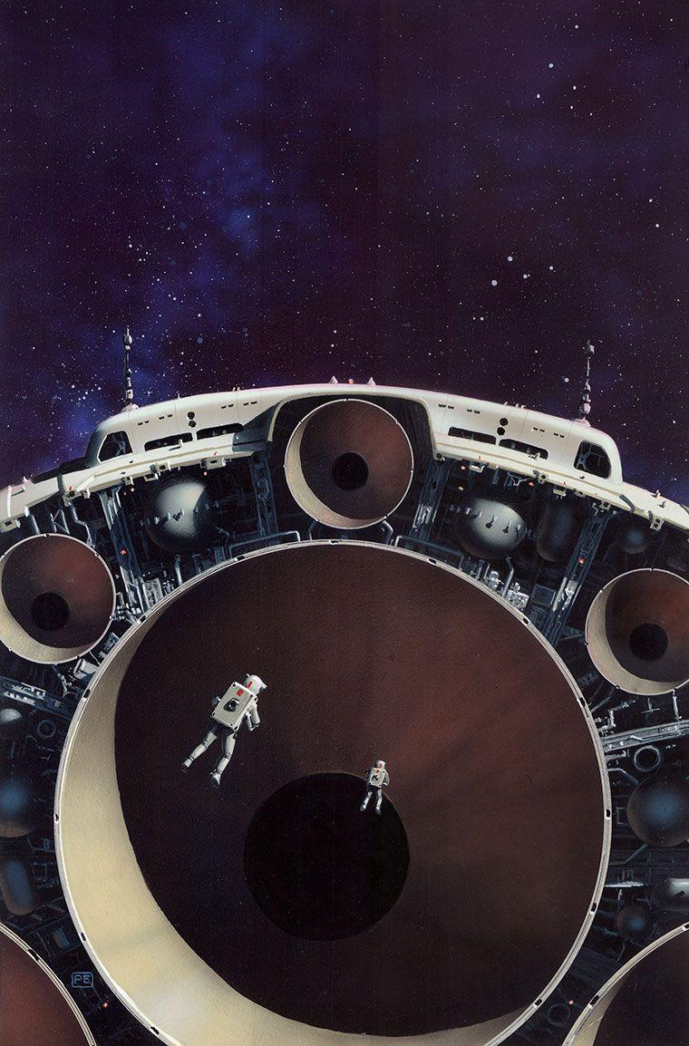 Peter Elson 70s Sci Fi Art Sci Fi Wallpaper Sci Fi Concept Art
