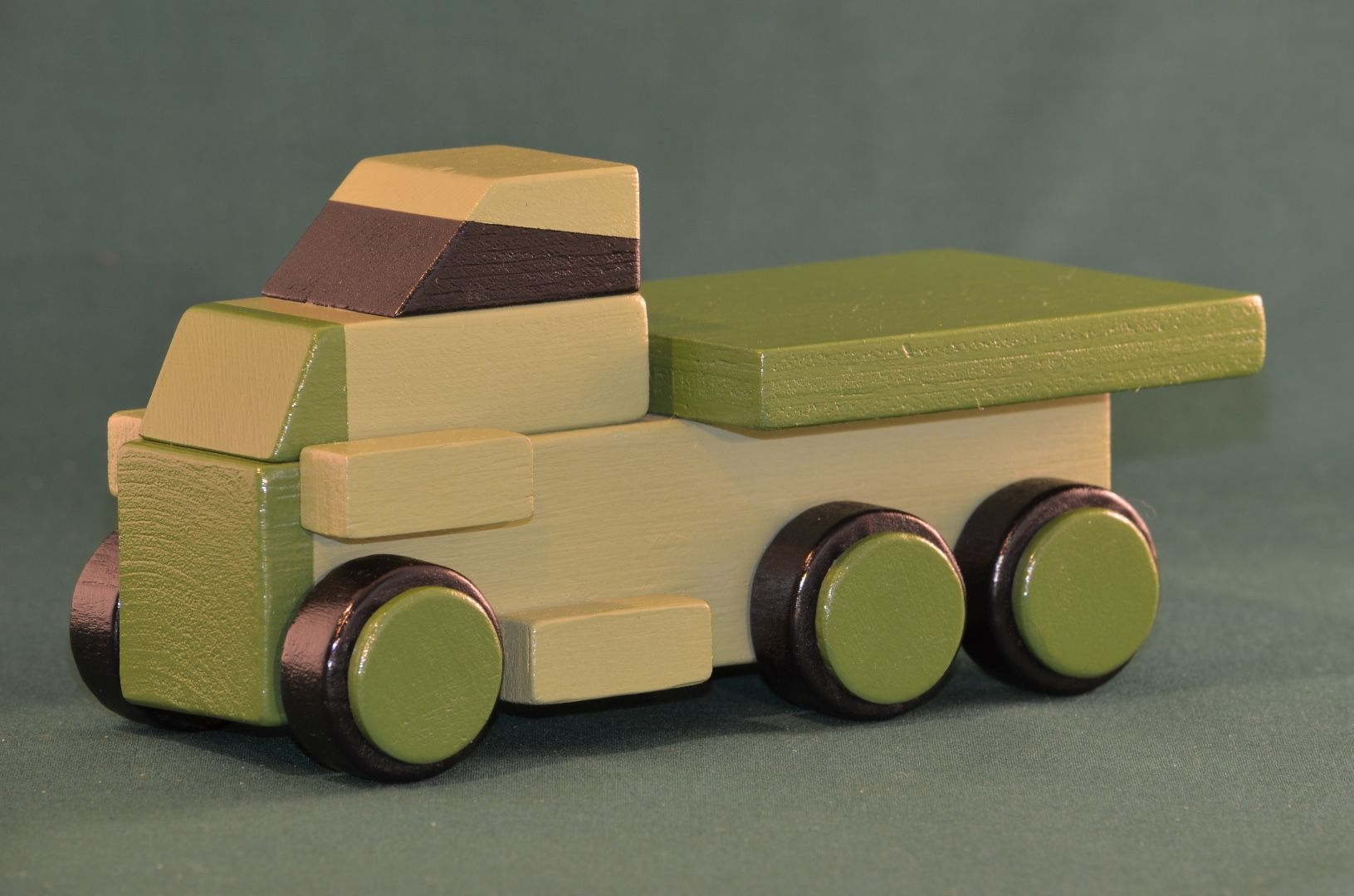 Handmade Wooden Toy Cars And Trucks Quick Builds Plan Sets For The Table Saw Wood Toy Cars And Trucks Flat Bed Truck Yellow Black Jouet Bois